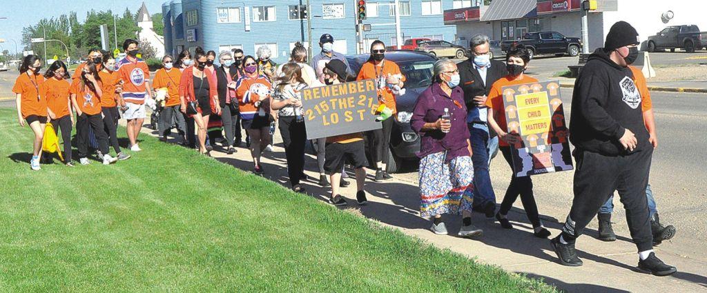 Walk remembers deceased children
