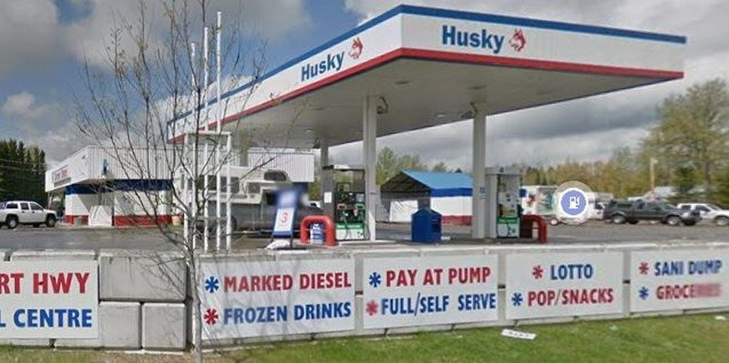 Tax dispute erupts over sale of 'marked fuel' at Prince George gas station