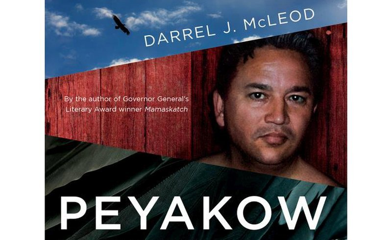 New book by Darrel McLeod provides insight into Indigenous life in Canada