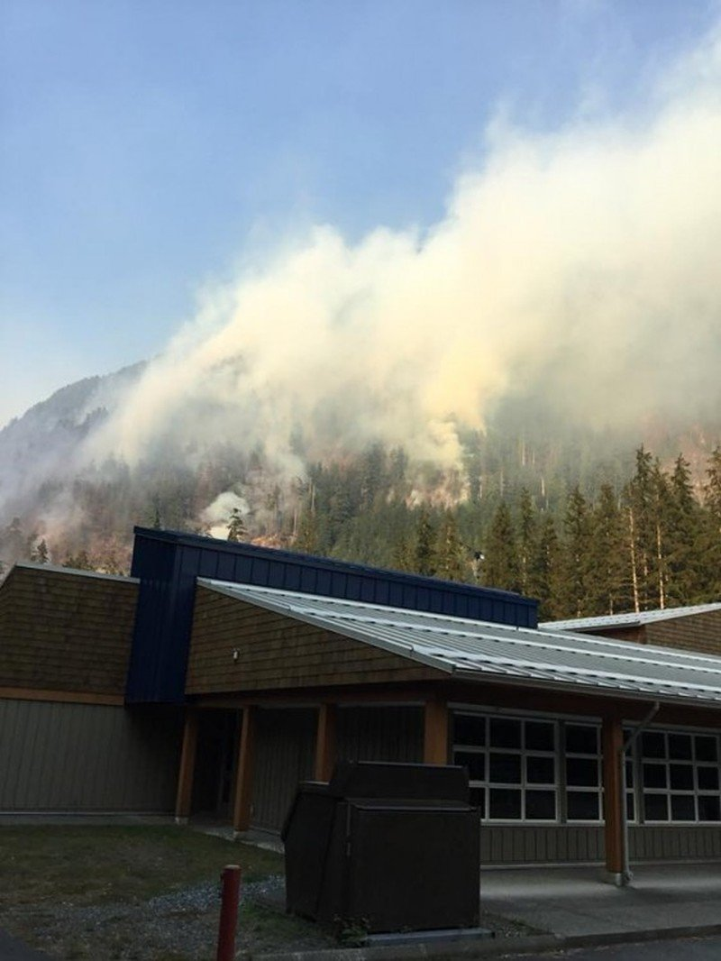 Wildfires continue, province-wide ban in place until October