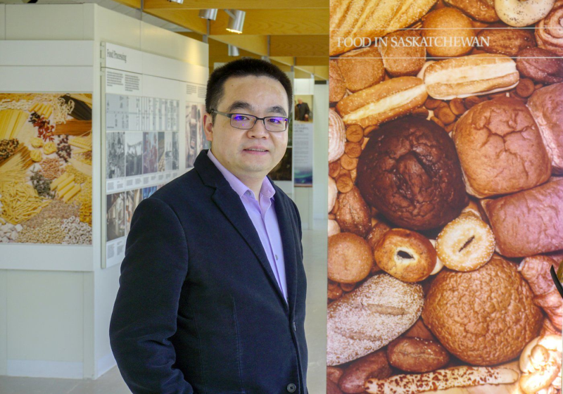 Q&A: U of S researcher pushes the limits on pulses