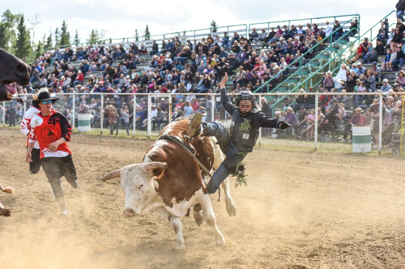 Whitecourt Woodlands Rodeo puts on a great late-season show