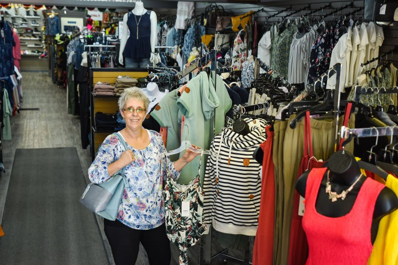 Whitecourt Workwear and Ladies Boutique strives to have something in store for everybody