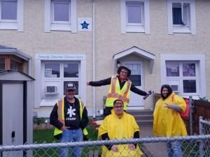 Portage Bear Clan steps up after closure of homeless shelter