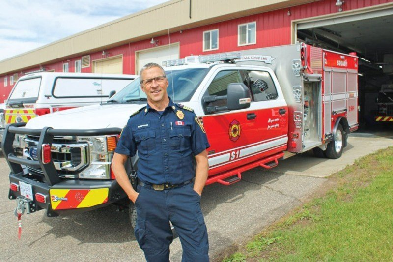 Fort Nelson fire hall family keeping strong