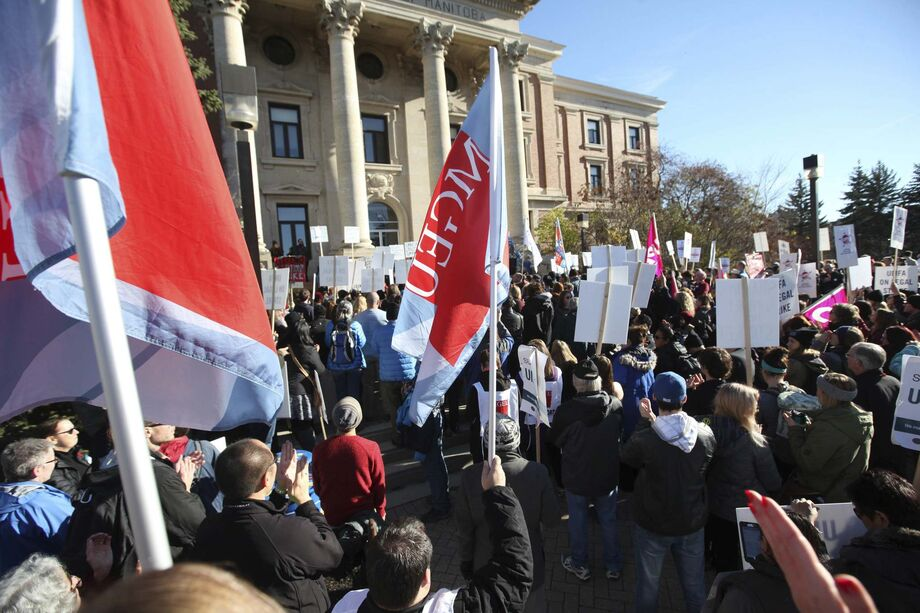 Tories interfered with U of M contract talks, court rules